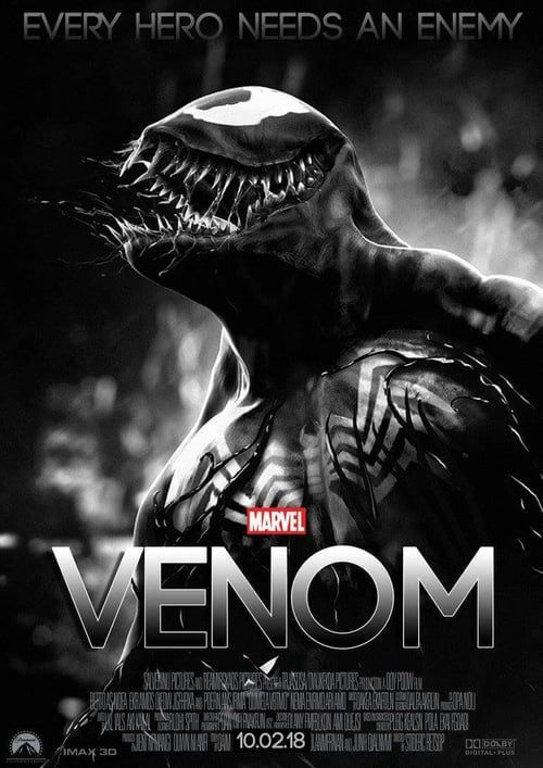 Watch Venom (2018) Full Movie Online Free