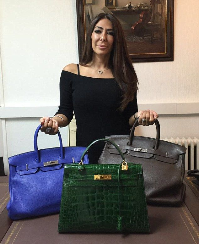Claudia Valentin, handbag expert from Ch4's Posh Pawn, says that there is a way the averag...