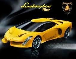 Lamborghini rickie-arthur