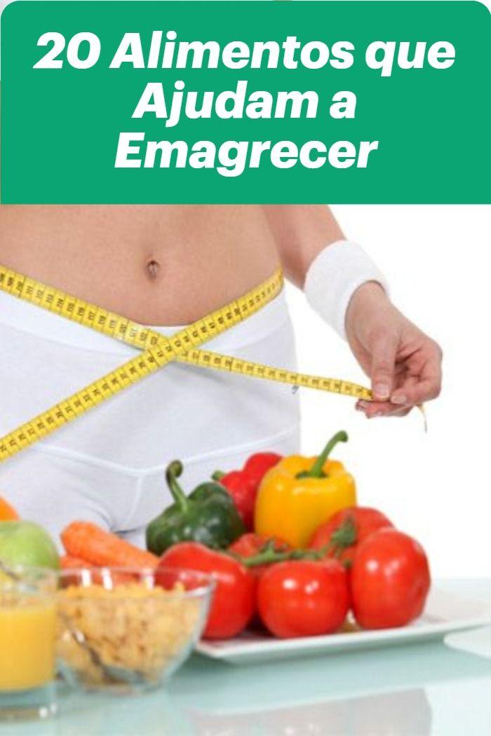 20 Alimentos Que Ajudam A Emagrecer Dietas De Perda De Peso