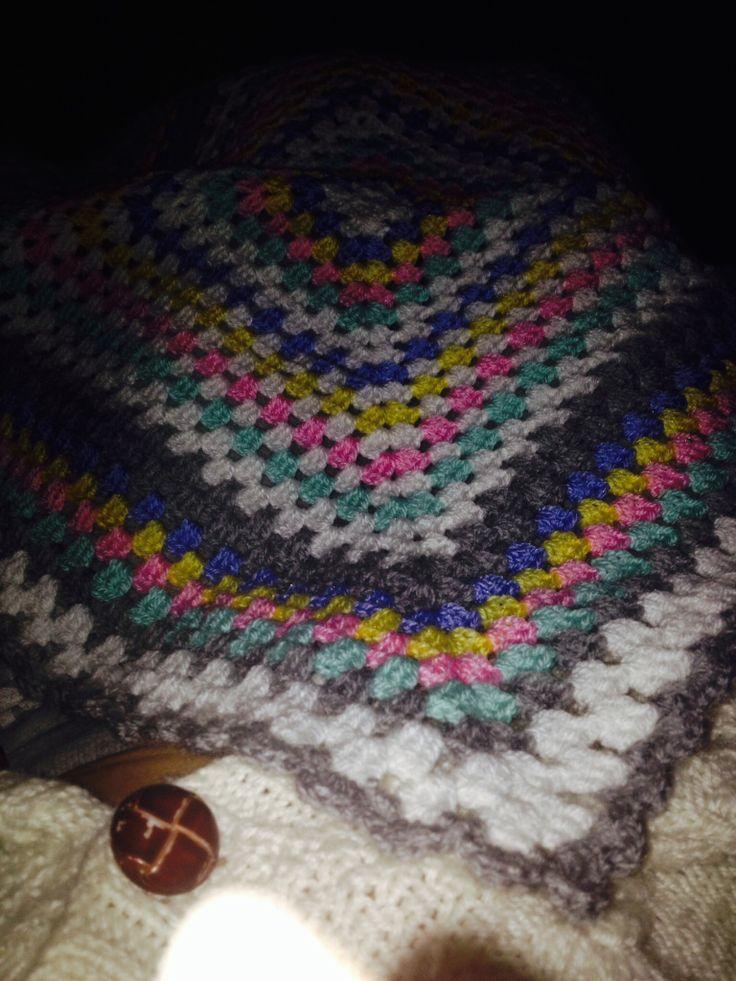 Granny blanket!