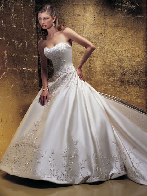 39 best Princess Cinderella Wedding Dress images on Pinterest ...