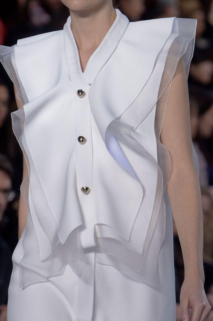 Chloé at Paris Fashion Week Fall 2013