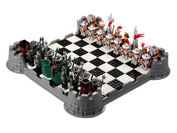 Creating your custom own Lego Chess Set - Brickpicker