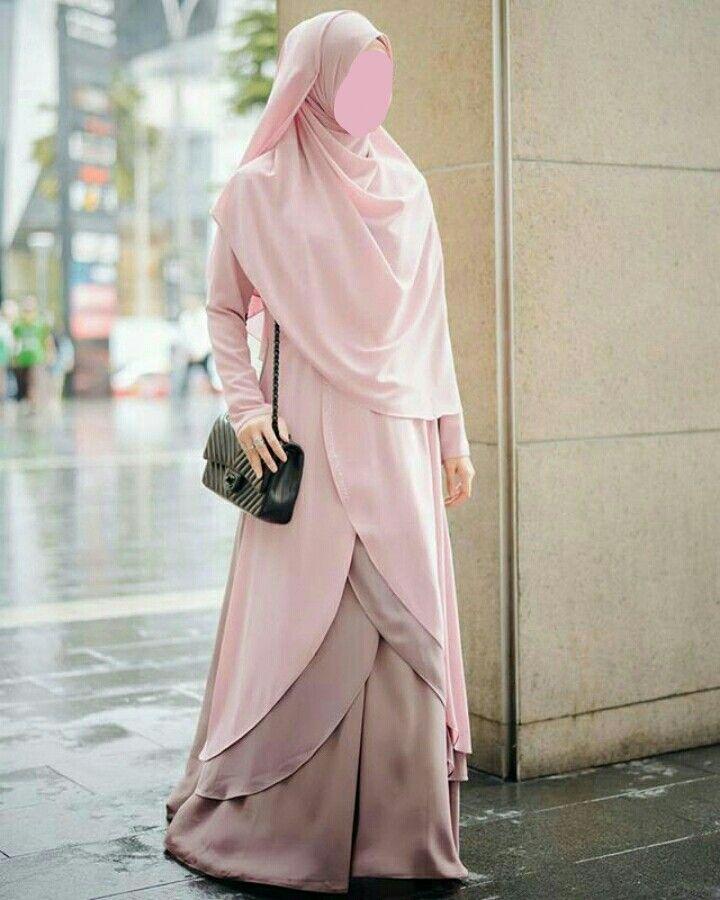 #hijab #rosa #cute #muslima