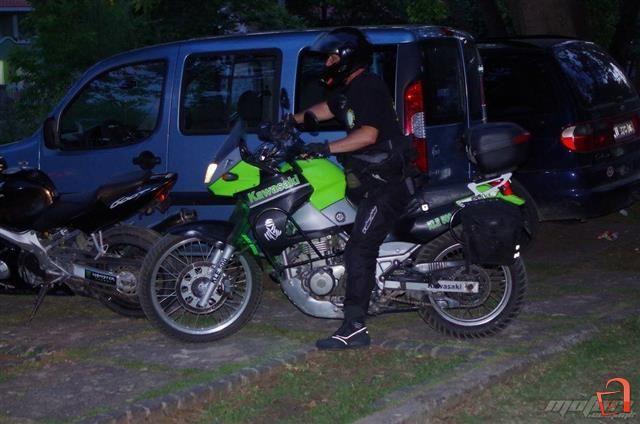 Kawasaki KLE 500 -95