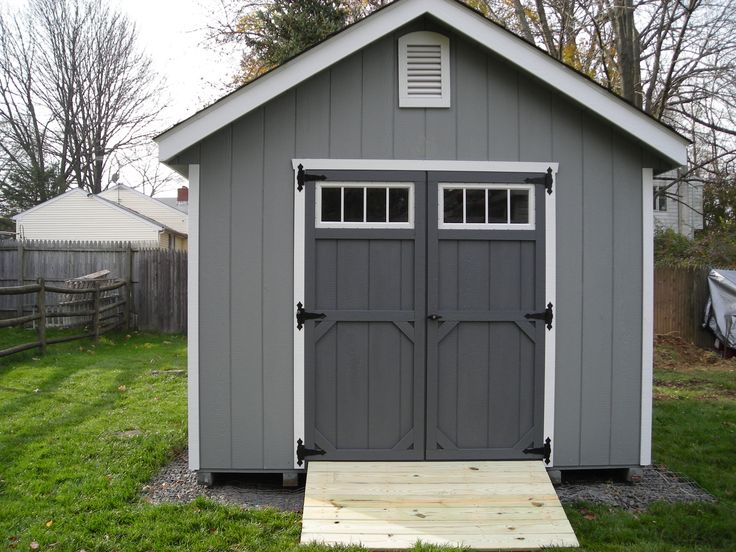 Best 25 shed storage solutions ideas on pinterest diy Outbuildings and sheds