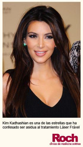 Láser Fráxel, el tratamiento de belleza preferido por estrellas como Kim Kadhashian o Courtney Cox  para rejuvenecer su piel y eliminar las imperfecciones. Descúbrelo en Clínica Roch Sevilla - http://wp.me/p3oTck-3C