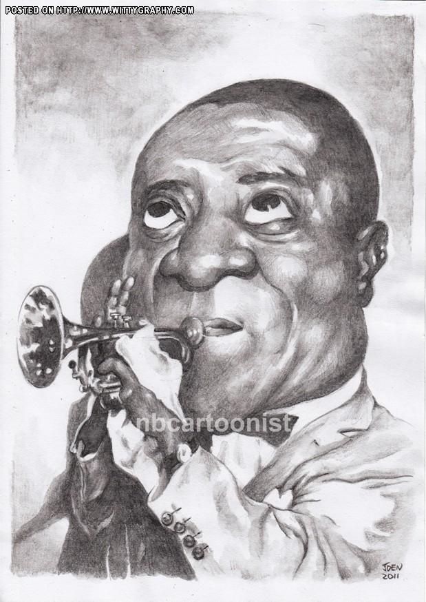 an analysis of the influential career of louis armstrong Louis armstrong reshaped american music, but he also made a deep impact   hurst: with armstrong, interpretation is radically different  hurst: armstrong  did lay his career on the line during the civil rights movement.