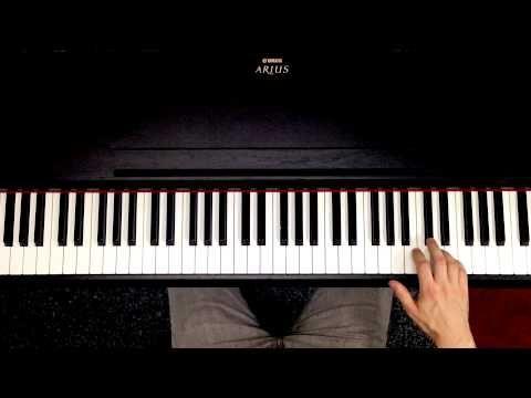"""Klavier spielen lernen """"River flows in you"""" Teil 4 - einfaches Tutorial für Anfänger - Piano - YouTube"""