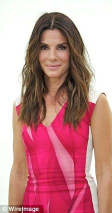 How to get Sandra Bullock's arms: Secrets of an A-list body | Mail Online