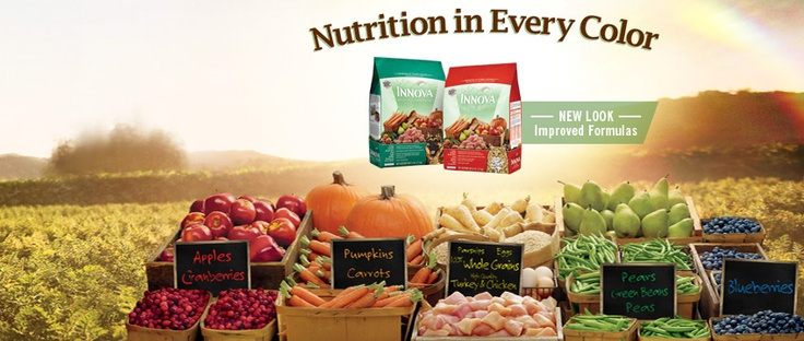 Nutrition In Every Color - New Look, Improved Formulas