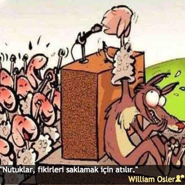 """""""Nutuklar, fikirleri saklamak için atılır."""" #WilliamOsler #birsözepikse #özlüsözler #anlamlısözler #güzelsözler #gününsözü #edebiyat #felsefe #siirsokakta #şiirsokakta"""