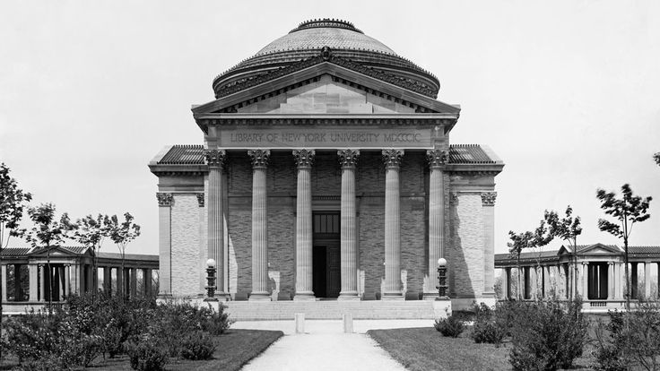 In honor of the 110th anniversary of the death of the trailblazing early-20th-century architect, we're remembering his signature style by looking at some of our favorite libraries that he designed.