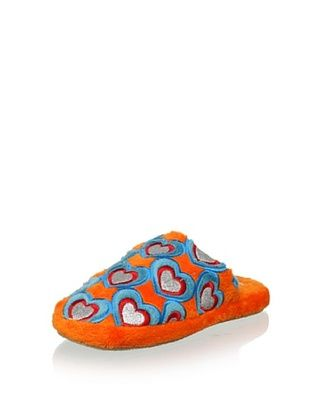 76% OFF Gioseppo Kid's Alfa Slipper (Orange)