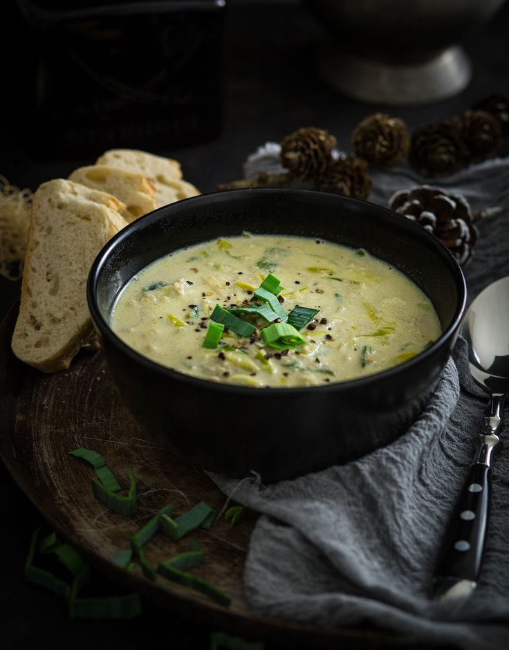 Hackfleisch-Käse-Suppe
