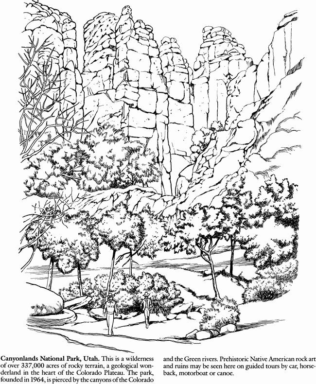 National Parks Coloring Book Lovely National Parks Coloring Book Sample Wel E To Dover Coloring Books Basford Coloring Book Cat Coloring Book