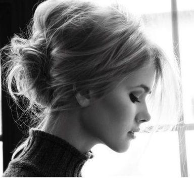 Coiffure simple et rapide-photo coiffure pour un entretien d'embauche,rendez-vous professionnel | Coiffure simple et facile