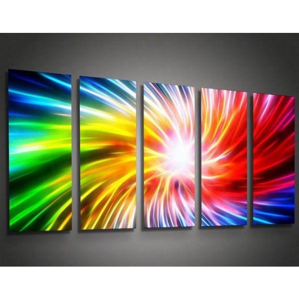 Abstract Wall Art Canvas 99 best metal wall art images on pinterest | metal walls, abstract