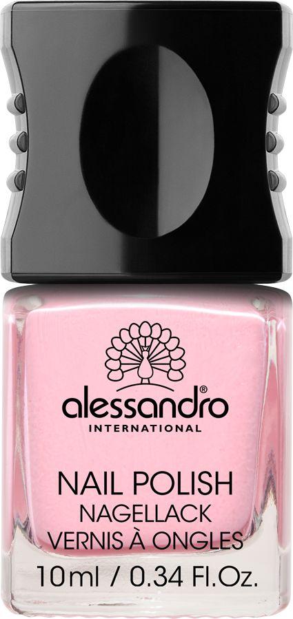 alessandro International Nail Polish 38 Happy Pink