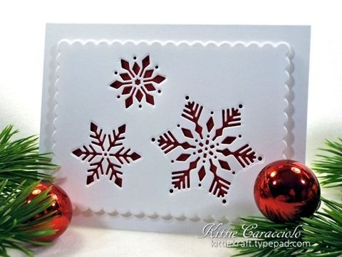 714 best Homemade Christmas Cards! images on Pinterest Cards - blank xmas cards