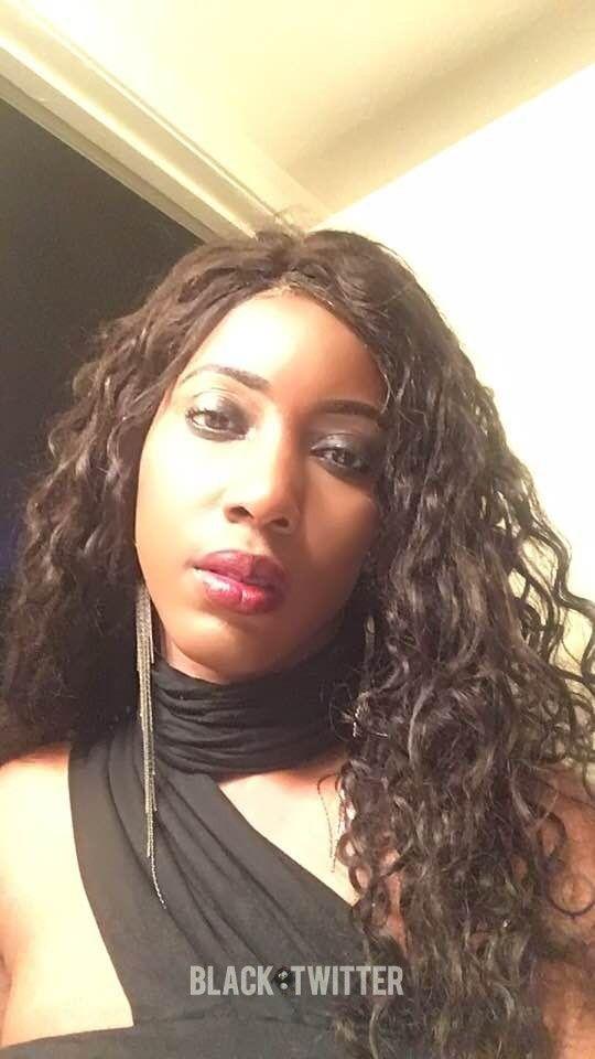amazingly beautiful black woman