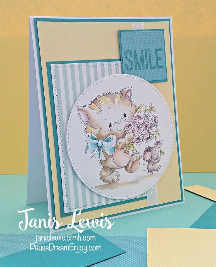 Pause Dream Enjoy: Kitty Smiles