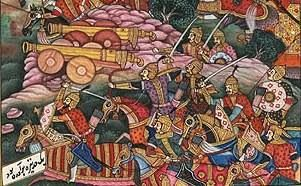 3rd Battle of Panipat 1761 AD