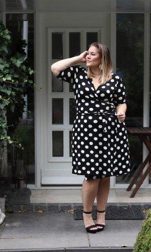 Niedliche Plus Size Outfits | Mode für große Fra…
