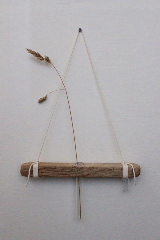 Drift Wood Vase by Scandinavian Havsglas -Nordic Design Collective