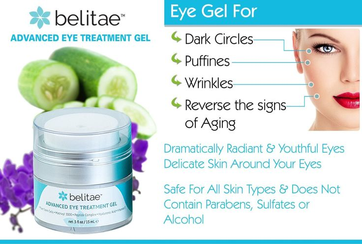 Want to get rid of dark circles, puffiness and wrinkles? Got this specifically formulated eye gel for the delicate skin around the eyes. It is safe to use for all skin types. It is gentle and fast acting. Got this using this coupon code ---> ADD9G3JG ---> for a $5.00 off on the first purchase ---> on Amazon ---> http://iazrs.com/ne5ttllcDK
