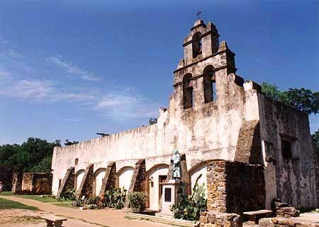 Mission San Juan San Antonio Missions National Historical