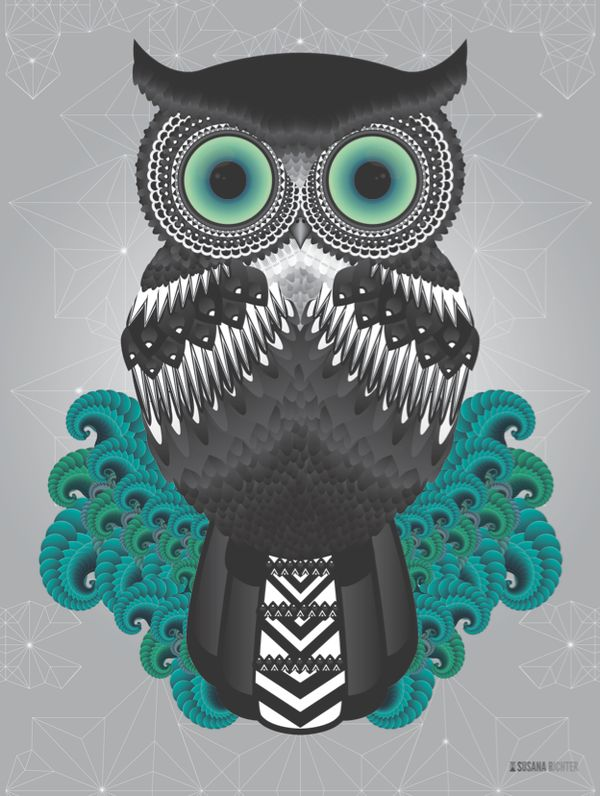 Owl Project By Susana Richter This Would Make An Awesome Light Switch Cover