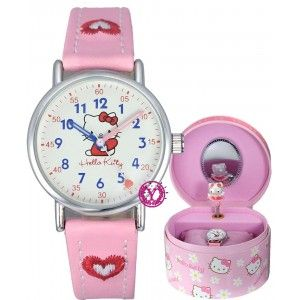 HELLO KITTY Heart Music Box BHKG2410-515