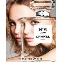 La protagonista della campagna per il lancio del nuovo profumo  N.5 L'EAU Chanel è la giovanissima attrice e modella franco-statunitense ha 17 anni ed è figlia di Johnny Depp.