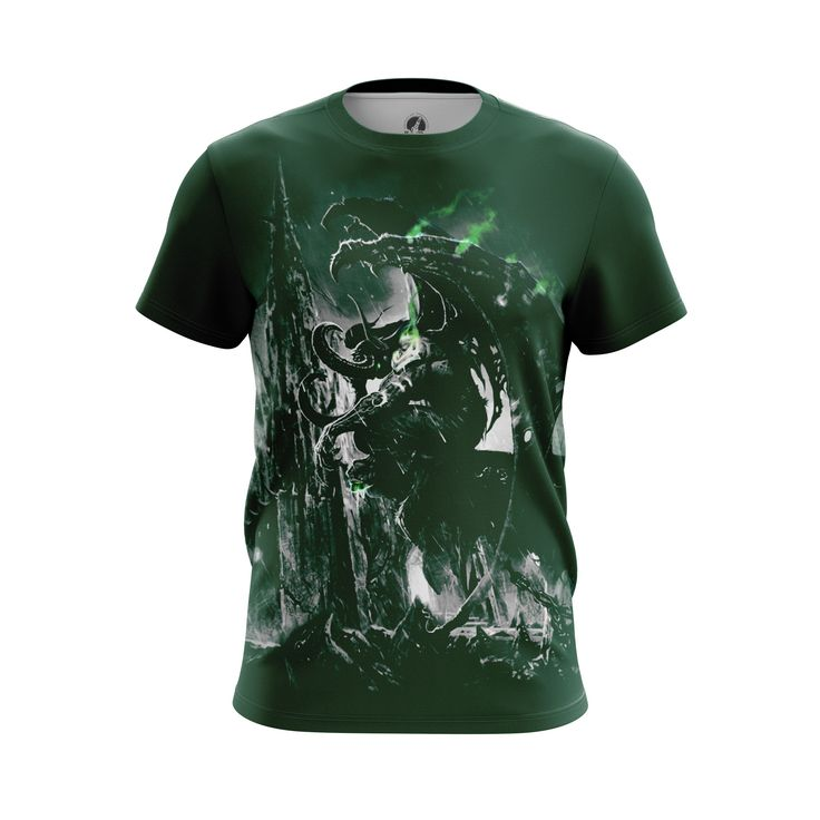 The unique T-shirt Illidan World of Warcraft Black Temple Reign of Chaos  -  T-shirt Merch Illidan Apparels Buy You can get longsleeve or t-shirt, even tanks for boys and girls. Just picks the size of your favourite apparel and put the item to a basket.  Check more at https://idolstore.net/shop/apparels/t-shirts/t-shirt-merch-illidan-apparels-buy/