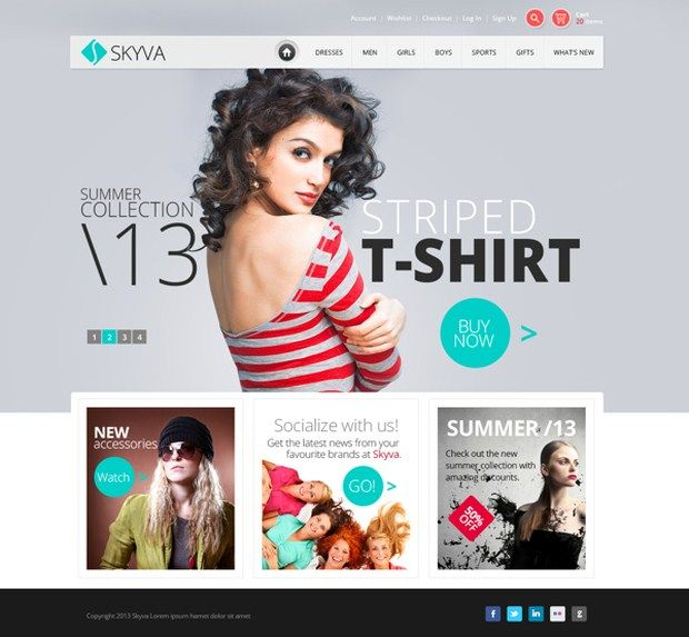 Weekly Web Design Inspiration #17
