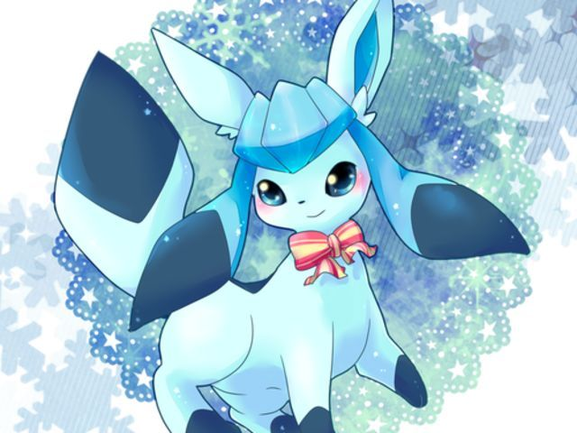 What Eeveelution Are You Most Suited To Train? I got Glaceon!