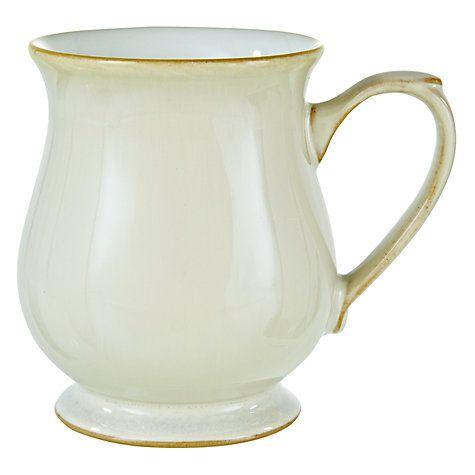 Denby Linen Craftsman's Mug