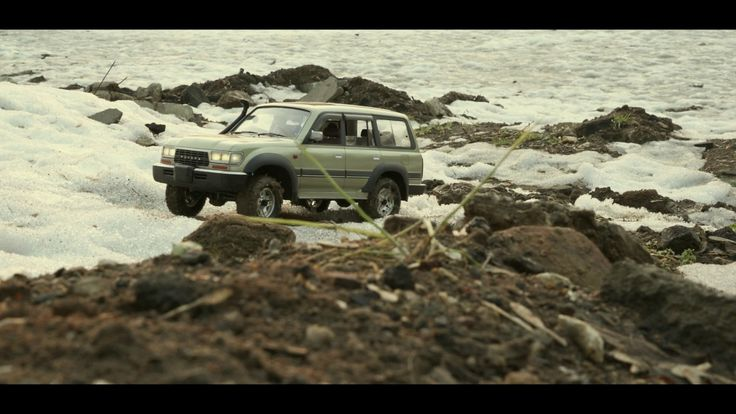 Rc 4x4 Toyota Land Cruiser 80 vx adventures