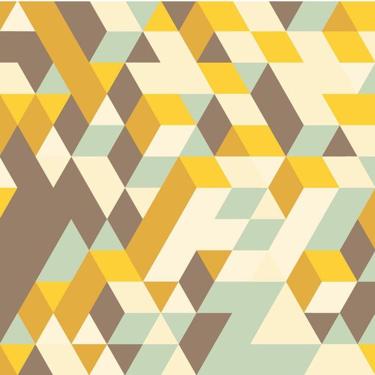 Artesanato Portugues Revenda ~ 25+ melhores ideias sobre Papel De Parede Geométrico no Pinterest Papel de parede da sala