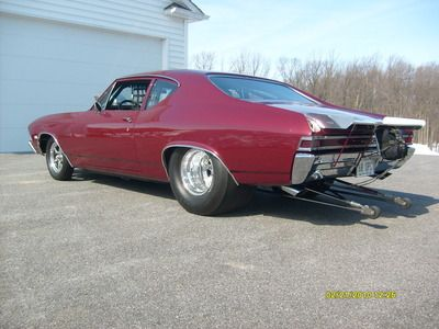 1968 Chevelle Blown Big Block Pro Street For Sale In Mount