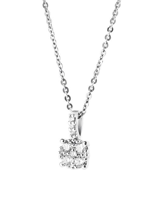 9ct Diamond Pendant with Free Chain R2,998  *Prices Valid Until 25 Dec 2013