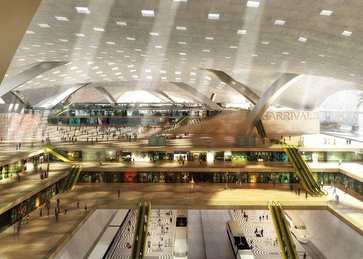 OMA Airport City Doha