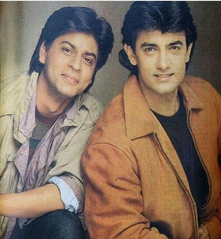 Srk & aamir khan