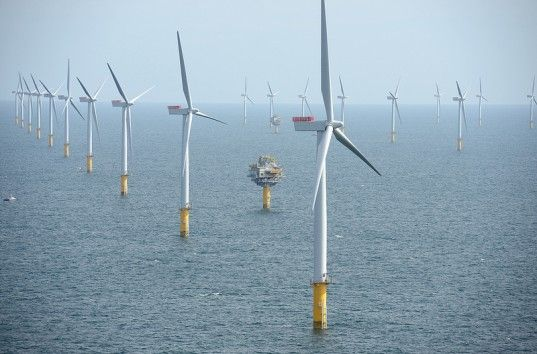 Worlds largest offshore wind farm could power 1 millin homes in Scotland