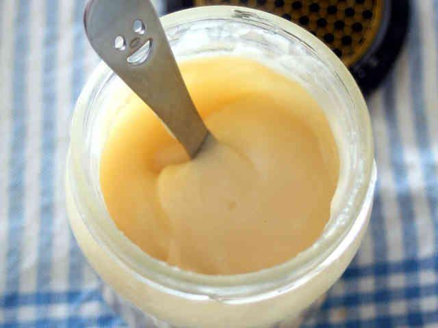 簡単!単純!練乳は手作りで。(豆乳でも)の画像