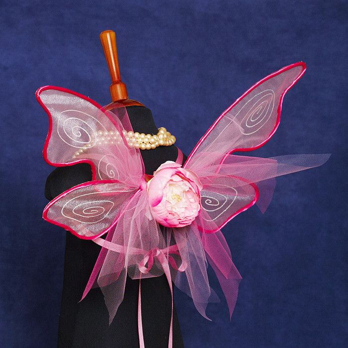 Костюм бабочки для девочки (2 мастер-класса) » Женский Мир