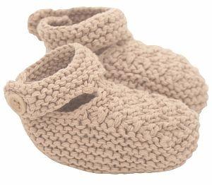 Alimrose knit booties    www.alimrose.com.au