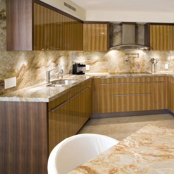 Brazilian Dream Granite   Contemporary   Kitchen Countertops   Miami    Marble Of The World